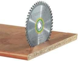 Пильный диск с мелким зубом 260x2.5x30 W80